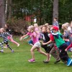 Parasta Lapsille -leirit Leirikeskus Koivuhaassa Haukiputaalla