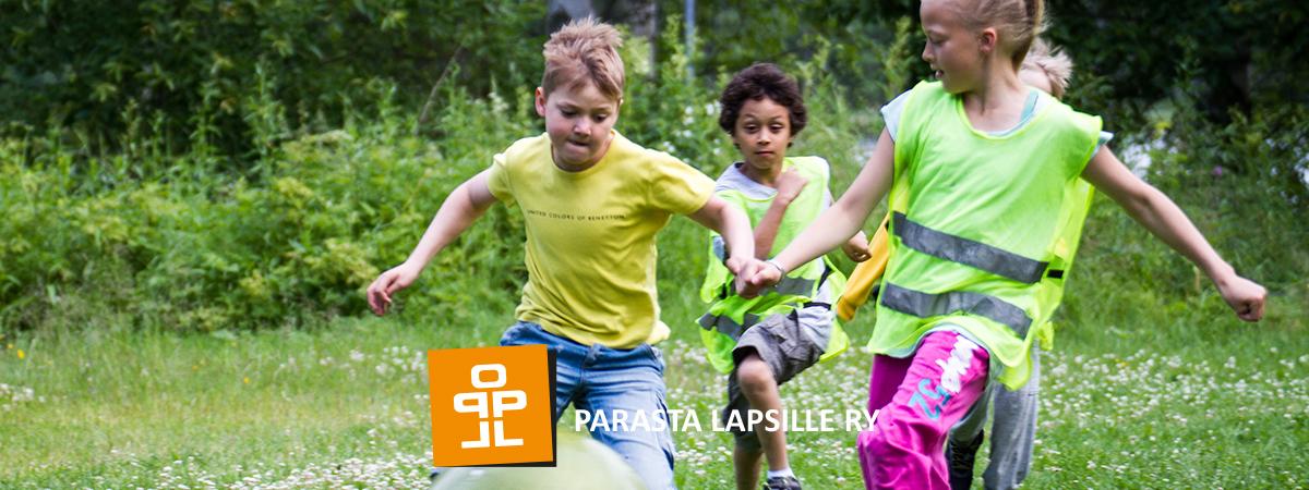 Parasta Lapsille -leirit Lomakeskus Pukkilassa