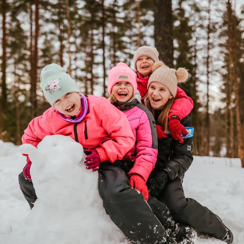 Talvi-iloa Lomakeskus Pukkilassa